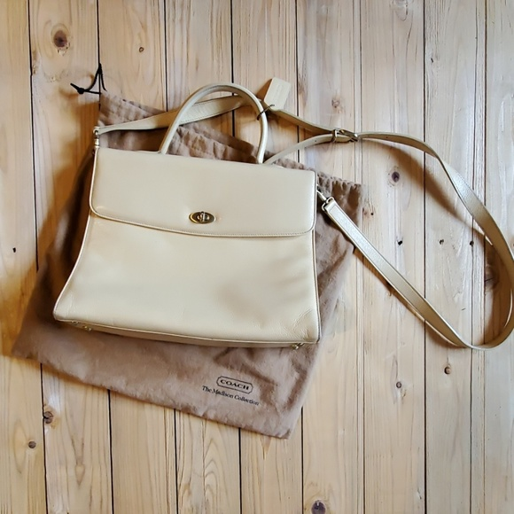 Coach Handbags - 100% Authentic Coach Top Handle Bag